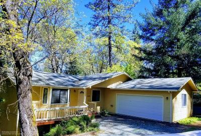 Grass Valley Single Family Home For Sale: 10150 Smith Road