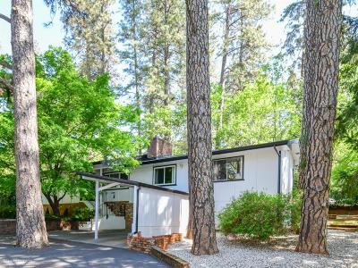 Grass Valley Single Family Home For Sale: 11525 Shangrila Lane