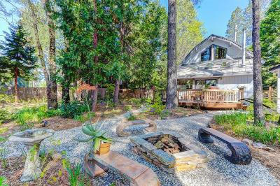 Nevada City Single Family Home For Sale: 12724 Summit Ridge Drive