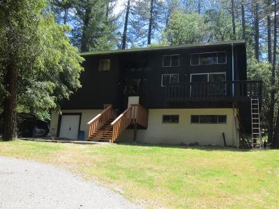 Grass Valley Single Family Home For Sale: 15729 Norvin Way
