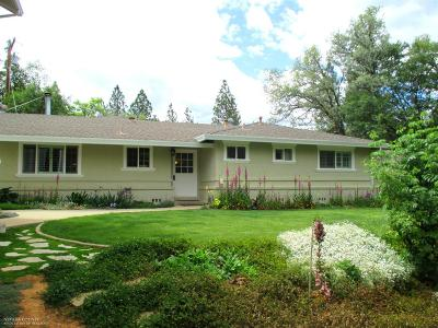 Grass Valley Single Family Home For Sale: 17750 Vintage Drive