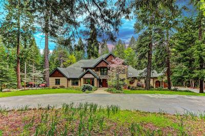 Nevada City Single Family Home For Sale: 13823 Quaker Hill Cross Road