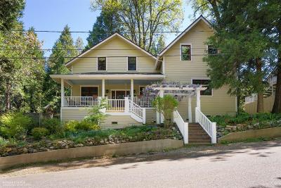Nevada City Single Family Home For Sale: 301 B Street