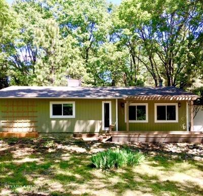 Grass Valley Single Family Home For Sale: 15730 Tippy Way