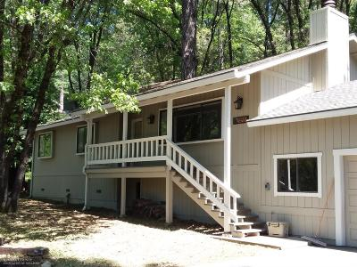Nevada County Single Family Home For Sale: 11341 Ball Road