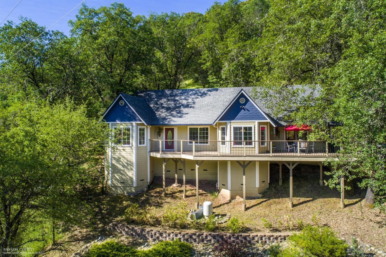 Listing: 15536 Clover Valley Road, Grass Valley, CA | MLS# 20181431