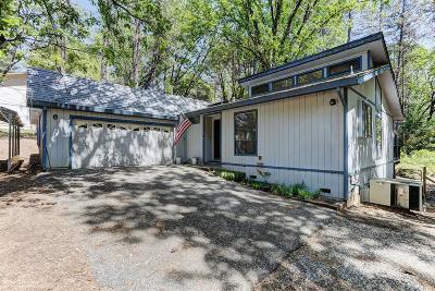 Grass Valley Single Family Home For Sale: 15853 Carrie Drive