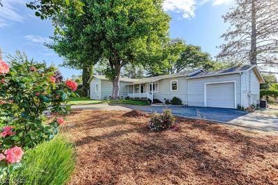 Grass Valley CA Single Family Home For Sale: $325,000