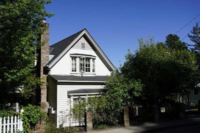 Nevada City Single Family Home For Sale: 560 E Broad Street