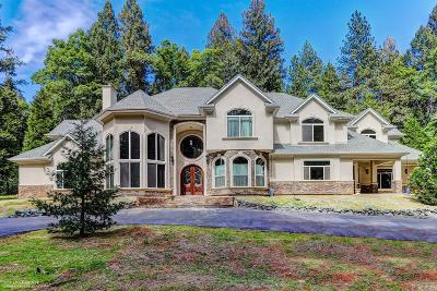 Nevada City Single Family Home For Sale: 15052 Lolas Echo Road