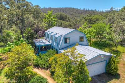 Butte County, Nevada County, Placer County, Sacramento County, Sierra County, Sutter County, Yuba County Single Family Home For Sale: 6561 La Porte Road