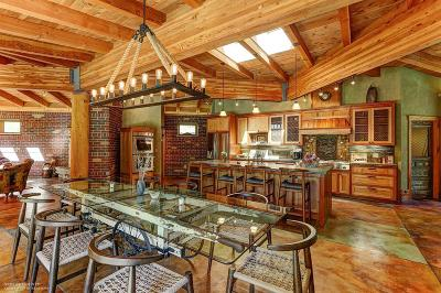 Nevada County, Placer County Single Family Home For Sale: 15194 Lewis Road