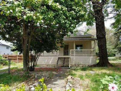 Grass Valley Single Family Home For Sale: 535 Whiting Street