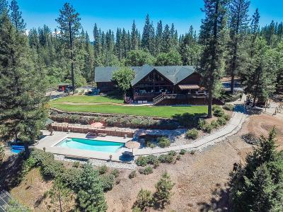Grass Valley Single Family Home For Sale: 15401 Zinfandel Lane