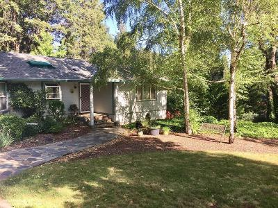 Nevada City Single Family Home For Sale: 15571 Ridge Estates Road