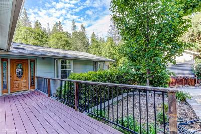 Grass Valley Single Family Home For Sale: 10952 Thornicroft Way