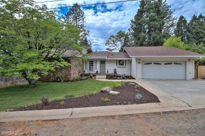 Nevada City Single Family Home For Sale: 11490 Via Vista Street