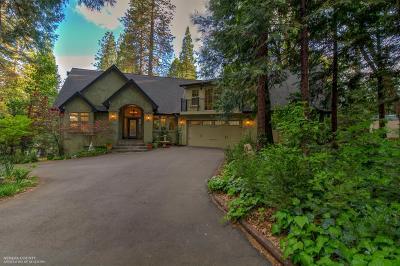 Nevada City Single Family Home For Sale: 11168 Juniper Drive
