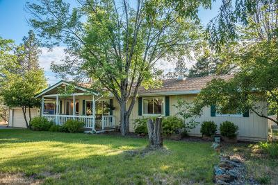 Grass Valley Single Family Home For Sale: 14722 S Ponderosa Way