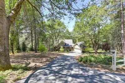 Grass Valley Single Family Home For Sale: 14812 Winding Creek Court