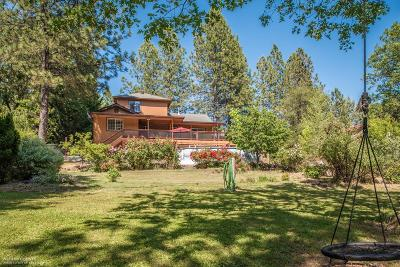 Grass Valley Single Family Home For Sale: 17391 Oscar Drive