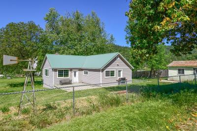 Butte County, Nevada County, Placer County, Sacramento County, Sierra County, Sutter County, Yuba County Single Family Home For Sale: 15455 Celestial Valley Road