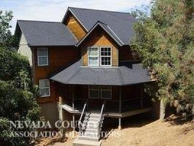 Grass Valley Single Family Home For Sale: 15308 Fay Road