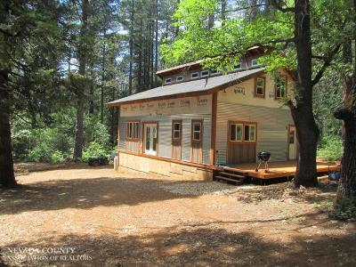 Nevada City Single Family Home For Sale: 11445 Old Gold Drive