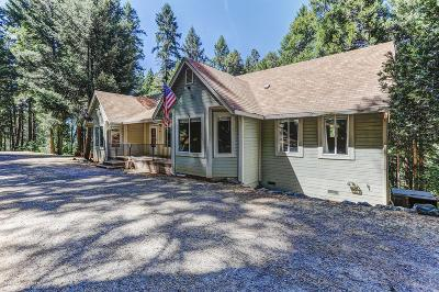 Nevada City Single Family Home For Sale: 11621 Emerald Lane