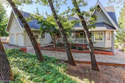 Nevada County Single Family Home For Sale: 12064 Waxwing Court