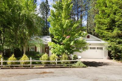 Nevada City CA Single Family Home For Sale: $559,000