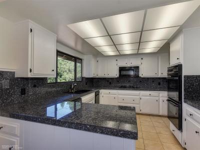 Nevada City Single Family Home For Sale: 11164 Via Vista