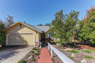 Grass Valley Single Family Home For Sale: 111 Stanford Court