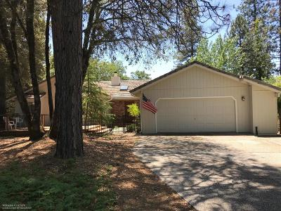 Grass Valley Single Family Home For Sale: 11545 Betty Way