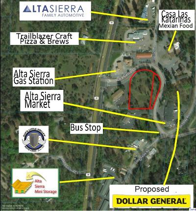 Grass Valley Residential Lots & Land For Sale: 10061 Alta Sierra Dr Drive