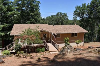 Grass Valley CA Single Family Home Sold: $442,000