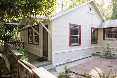 Grass Valley Single Family Home For Sale: 501 Kate Hayes Street
