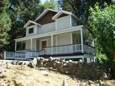 Nevada City Single Family Home For Sale: 233 Bridge Street