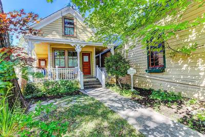 Nevada City Single Family Home For Sale: 421 Broad Street