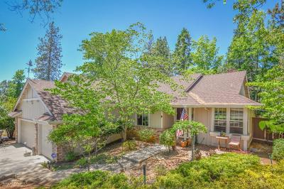 Grass Valley Single Family Home For Sale: 111 Woodcrest Way