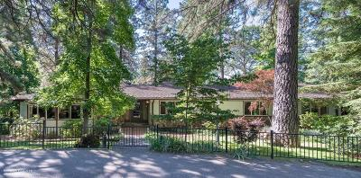 Nevada County Single Family Home For Sale: 11953 Alta Sierra Drive