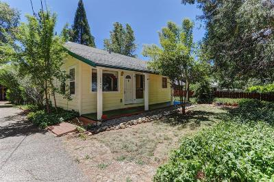 Grass Valley Single Family Home For Sale: 10845 Bartlett Drive