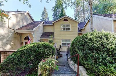 Nevada City CA Condo/Townhouse For Sale: $430,000