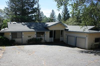 Grass Valley CA Single Family Home For Sale: $330,000