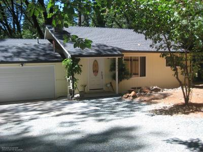 Grass Valley CA Single Family Home For Sale: $299,000