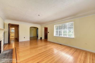 Grass Valley Single Family Home For Sale: 10401 Alta Street