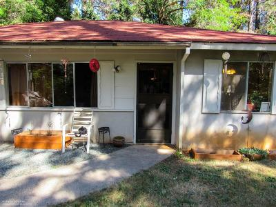 Grass Valley CA Single Family Home For Sale: $299,900