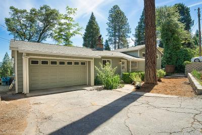 Grass Valley Single Family Home For Sale: 10808 Gold Hill Drive