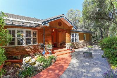 Nevada County Single Family Home For Sale: 11822 Lodestar Drive