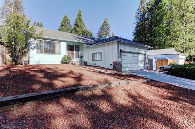 Grass Valley Single Family Home For Sale: 598 Penstock Drive